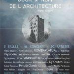 Nuit de l'architecture