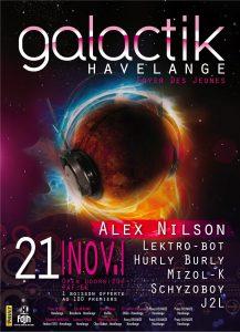 galactik: havelange (Be)