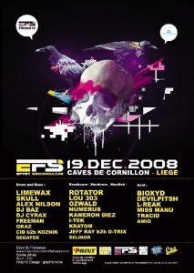 Effet secondaire 2008 (Liege , Be)